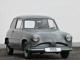 Photos of Volkswagen EA 48 Prototype 1955