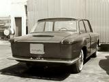 Photos of Volkswagen Italsuisse Prototype 1960