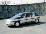 Photos of Volkswagen Orbit Concept 1986