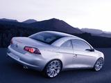 Photos of Volkswagen Concept-C 2004