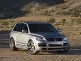 Photos of Volkswagen Touareg R GT Concept 2005