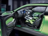 Photos of Volkswagen Iroc Sports Car Concept 2006