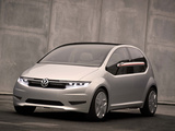 Photos of Volkswagen Go! Concept 2011