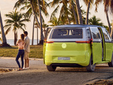 Photos of Volkswagen I.D. Buzz 2017