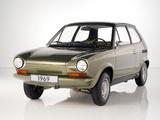 Pictures of Volkswagen EA 266 Concept 1969