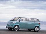 Pictures of Volkswagen Microbus Concept 2001