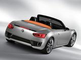 Pictures of Volkswagen BlueSport Concept 2009