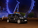 Pictures of Volkswagen London Taxi Concept 2010