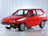 Volkswagen Chicco Concept 1975 photos