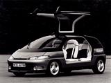 Volkswagen Futura Concept 1989 photos