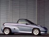 Volkswagen Vario II Concept 1991 pictures