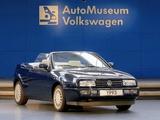 Karmann Volkswagen Corrado Cabriolet Prototype 1993 pictures