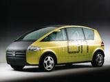 Volkswagen Noah Concept 1995 pictures