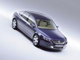 Volkswagen Concept D 1999 pictures