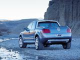 Volkswagen AAC Concept 2000 images