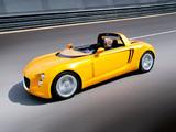 Volkswagen EcoRacer Concept 2005 photos