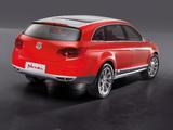 Volkswagen Neeza Concept 2006 photos
