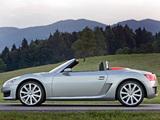 Volkswagen BlueSport Concept 2009 pictures
