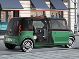 Volkswagen Milano Taxi Concept 2010 images