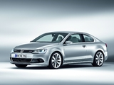 Volkswagen New Compact Coupe Concept 2010 photos