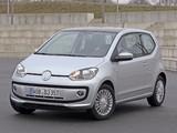 Volkswagen up! EcoFuel Prototype 2012 images