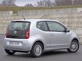 Volkswagen up! EcoFuel Prototype 2012 wallpapers
