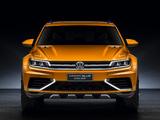 Volkswagen CrossBlue Coupé 2013 images