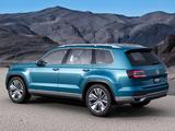Volkswagen CrossBlue Concept 2013 images
