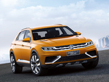 Volkswagen CrossBlue Coupé 2013 pictures
