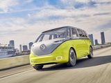 Volkswagen I.D. Buzz 2017 photos