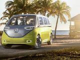 Volkswagen I.D. Buzz 2017 wallpapers