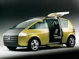Volkswagen Noah Concept 1995 wallpapers