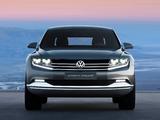 Volkswagen Cross Coupe Concept 2011 wallpapers