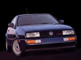 Photos of Volkswagen Corrado G60 US-spec 1988–93