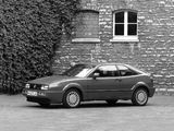 Volkswagen Corrado G60 1988–93 wallpapers