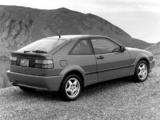 Volkswagen Corrado VR6 US-spec 1991–95 photos