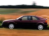 Volkswagen Corrado VR6 1991–95 photos