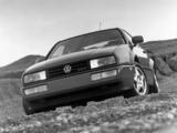 Volkswagen Corrado VR6 US-spec 1991–95 wallpapers