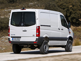 Images of Volkswagen Crafter Van 4MOTION by Achleitner 2011
