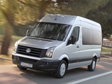 Images of Volkswagen Crafter High Roof Bus 2011