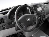 Photos of Volkswagen Crafter High Roof Bus 2011
