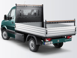 Photos of Volkswagen Crafter Pickup 2011