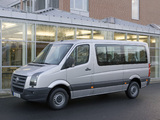 Pictures of Volkswagen Crafter Bus 2006–11