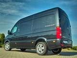 Pictures of Hartman Volkswagen Crafter Vansports 2012