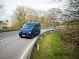 Pictures of Volkswagen Crafter High Roof Van UK-spec 2017