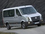 Volkswagen Crafter Bus 2006–11 photos