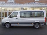 Volkswagen Crafter Bus 2006–11 pictures