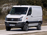 Volkswagen Crafter Van 4MOTION by Achleitner 2011 images
