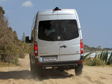 Volkswagen Crafter High Roof Bus 4MOTION by Achleitner 2011 images