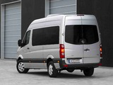 Volkswagen Crafter High Roof Bus 2011 images